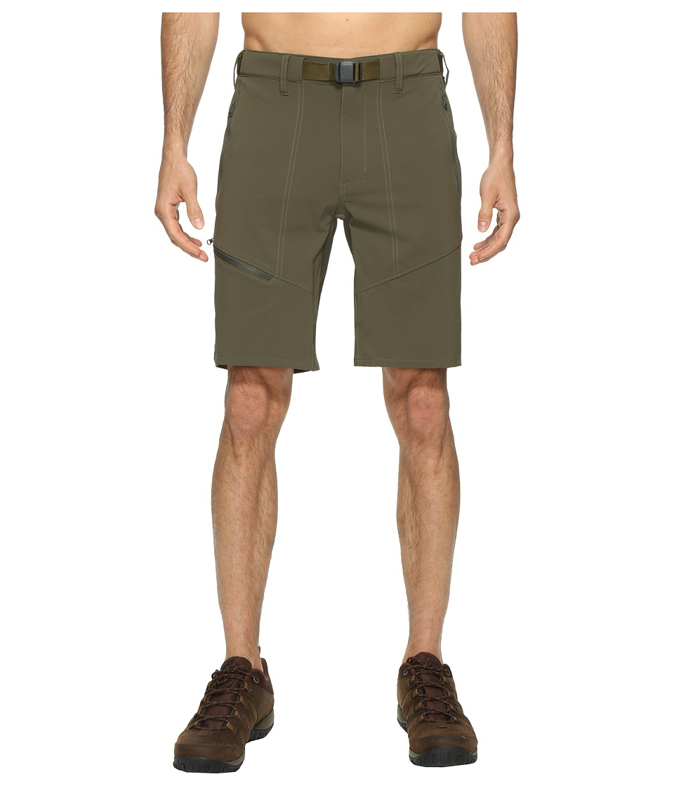 Mountain Hardwear - Chockstone Hike Shorts (Peatmoss) Men's Shorts