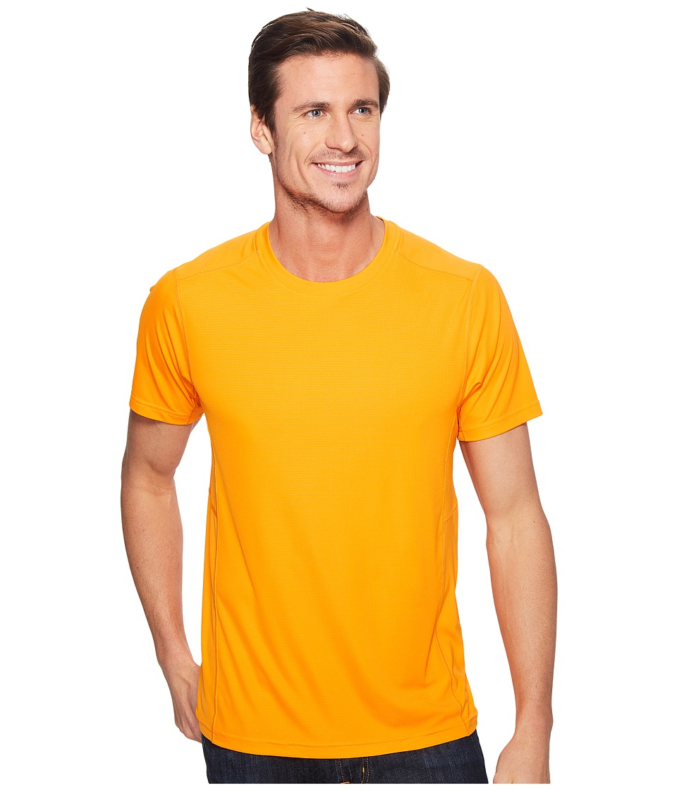 Mountain Hardwear - Photon Short Sleeve Tee (Alpin Orange) Men's T Shirt