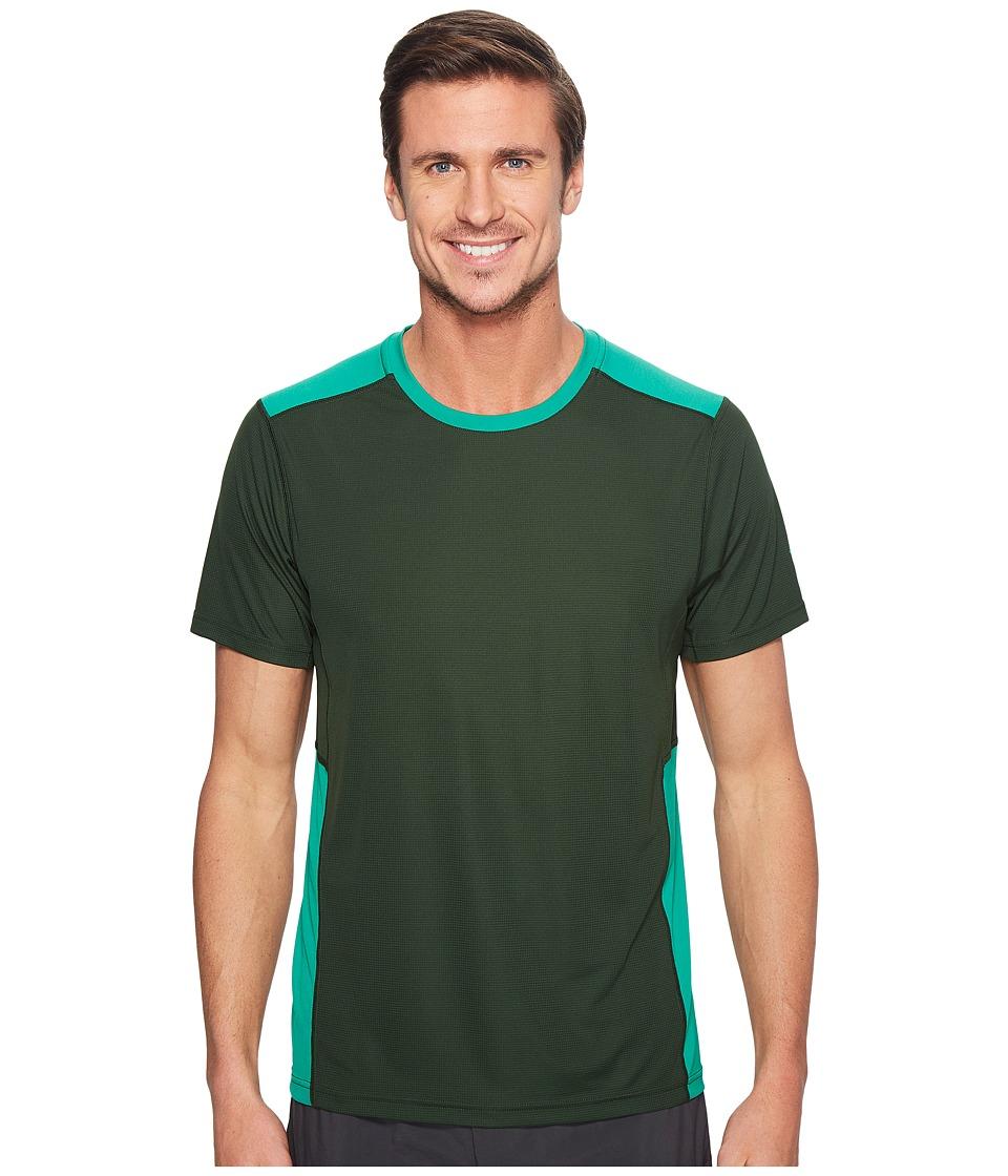 Mountain Hardwear - Photon Short Sleeve Tee (Refined Pine) Men's T Shirt