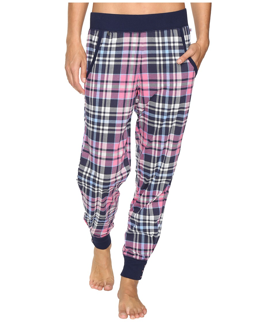 Jane & Bleecker - Knit Pants 3581252 (Ski School Plaid) Women's Pajama