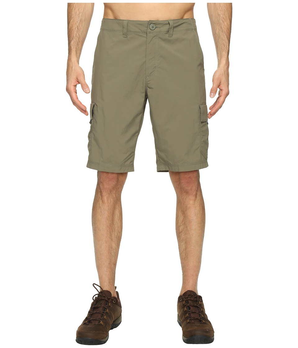 Mountain Hardwear - Castiltm Cargo Short (Stone Green) Men's Shorts