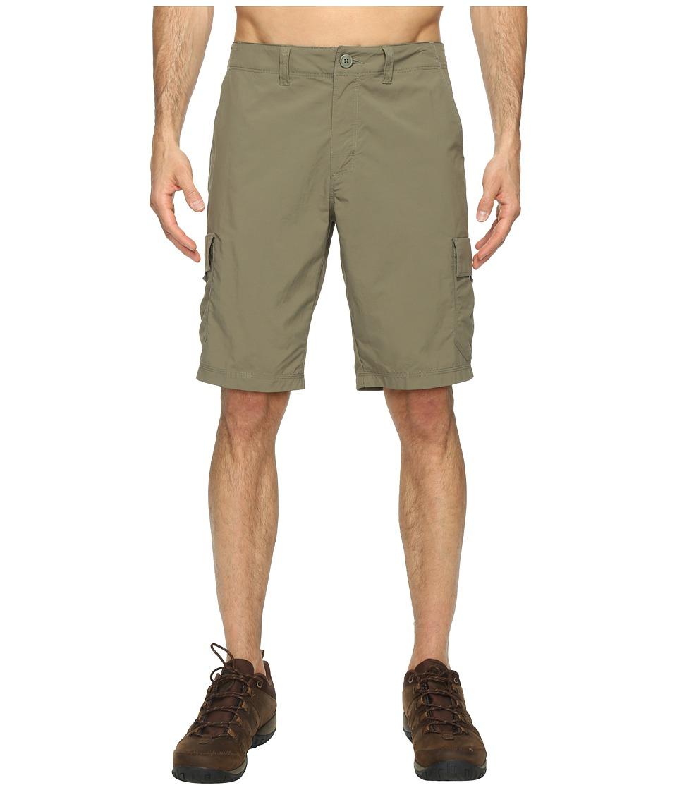 Mountain Hardwear Castiltm Cargo Short (Stone Green) Men