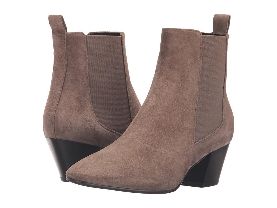 Aquatalia - Freya (Taupe Suede) Women's Boots