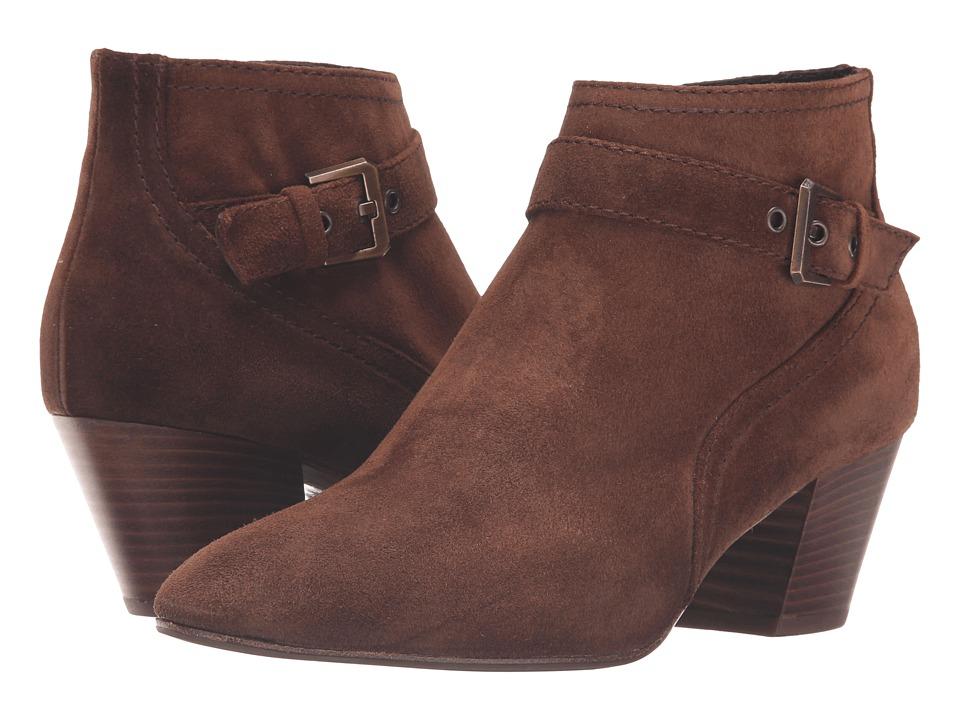 Aquatalia - Fawn (Chestnut Suede) Women's Boots