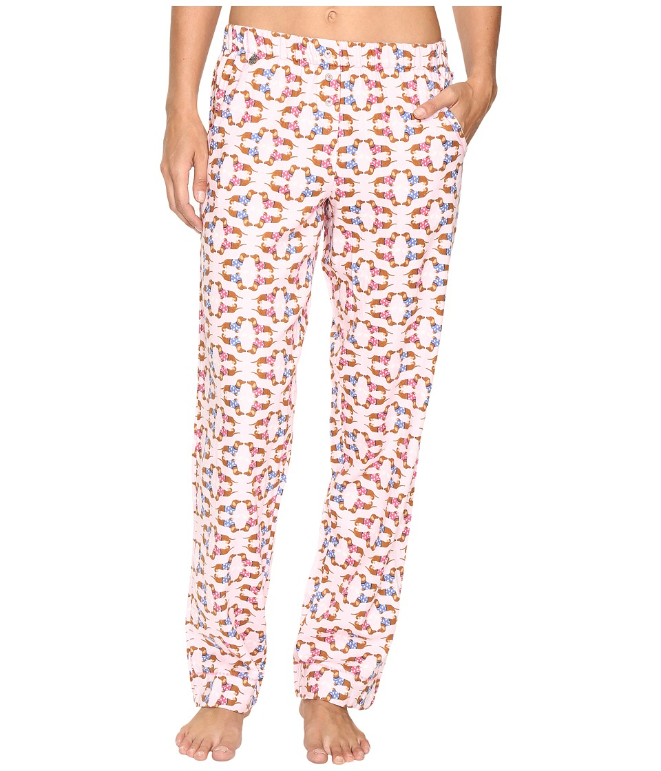 Jane & Bleecker - Packaged Flannel Pants 3581259F (Sweater Dachshunds) Women's Pajama