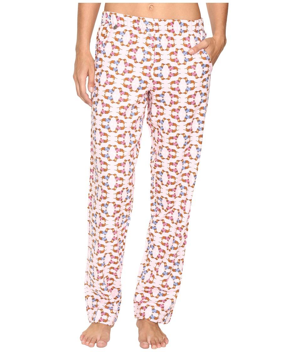 Jane & Bleecker - Packaged Flannel Pants 3581259F (Sweater Dachshunds) Women's Pajama