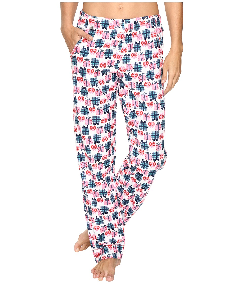 Jane & Bleecker - Packaged Flannel Pants 3581259F (Presents) Women's Pajama