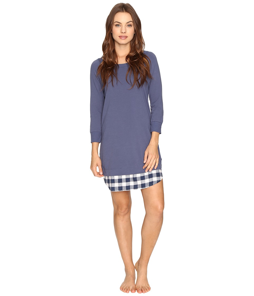Jane & Bleecker - Sleepshirt 3531259 (Purple Slate) Women's Pajama