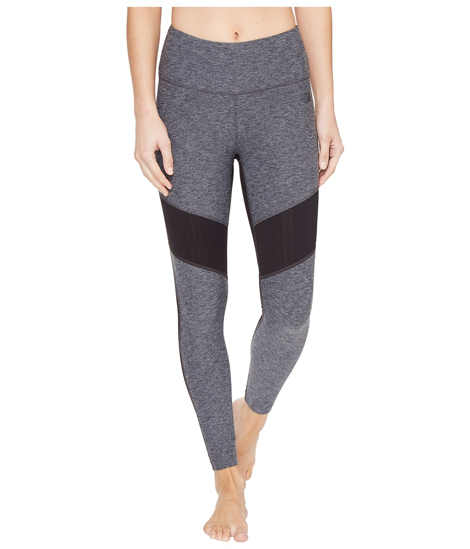 The North Face - Motivation Mesh Leggings (TNF Dark Grey Heather (Prior Season)) Women's Casual Pants