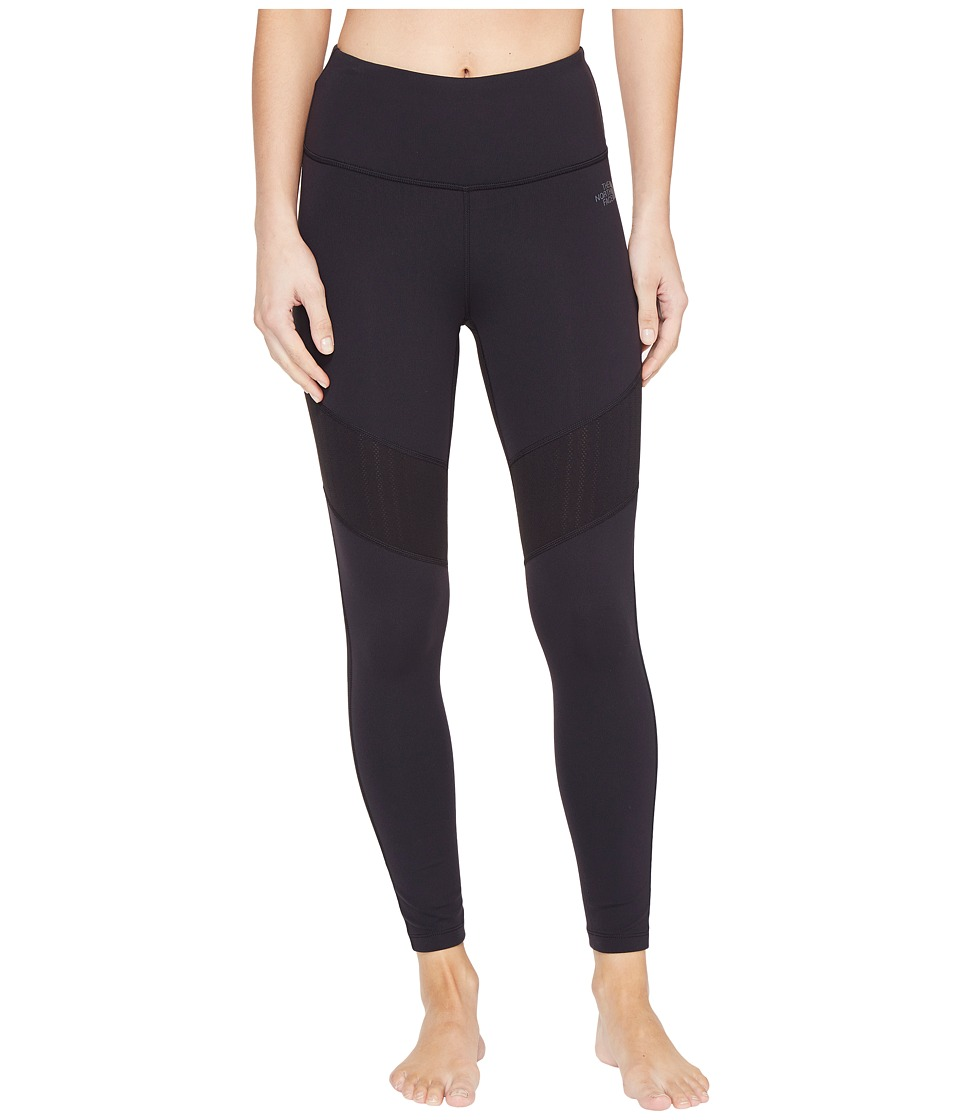 The North Face - Motivation Mesh Leggings (TNF Black (Prior Season)) Women's Casual Pants