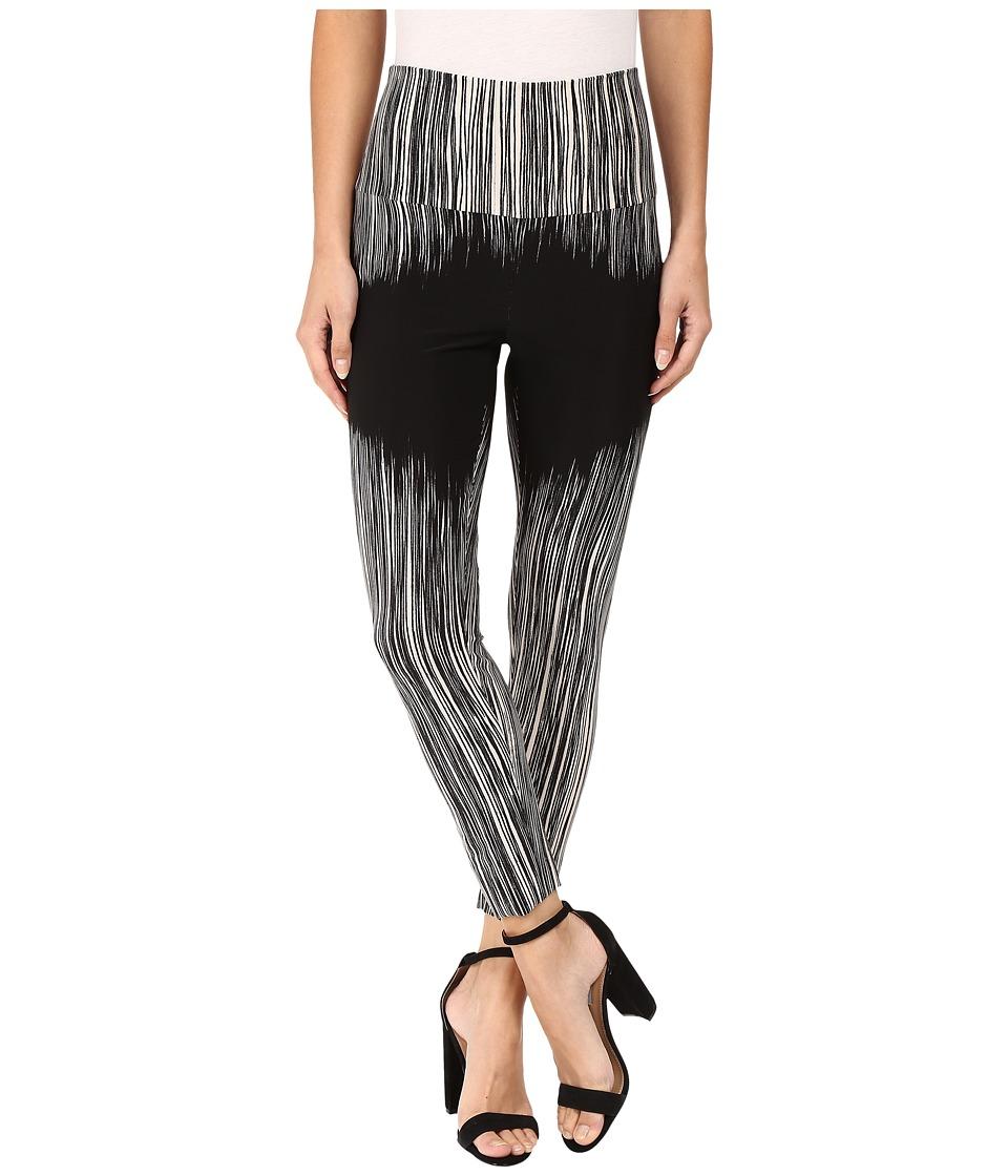 KAMALIKULTURE by Norma Kamali - Cropped Leggings (Fringe) Women's Casual Pants