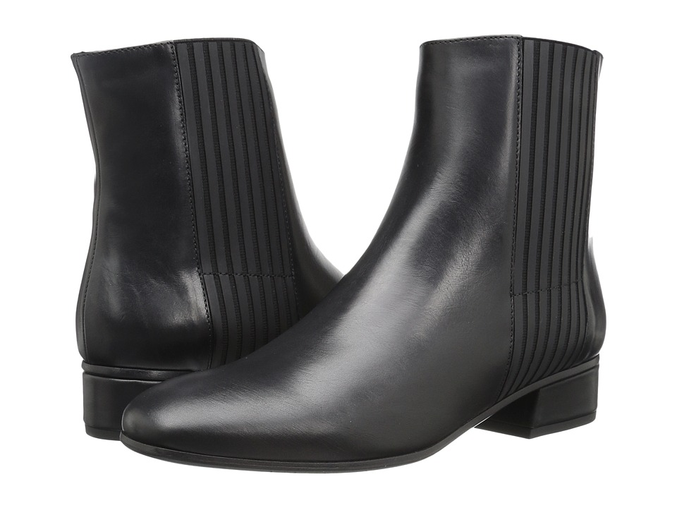 Aquatalia - Luna (Black Calf) Women's Boots