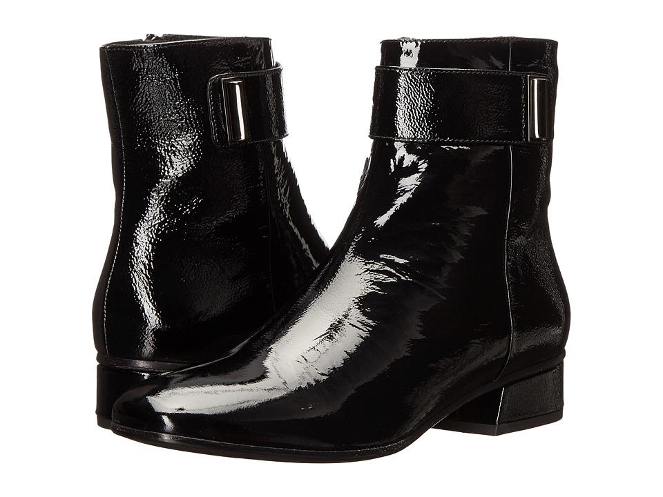 Aquatalia - Lupita (Black Naplak) Women's Boots