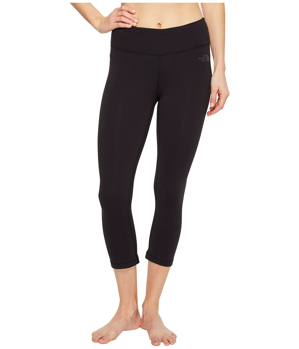 The North Face Motivation Crop Pants (TNF Black (Prior Season)) Women
