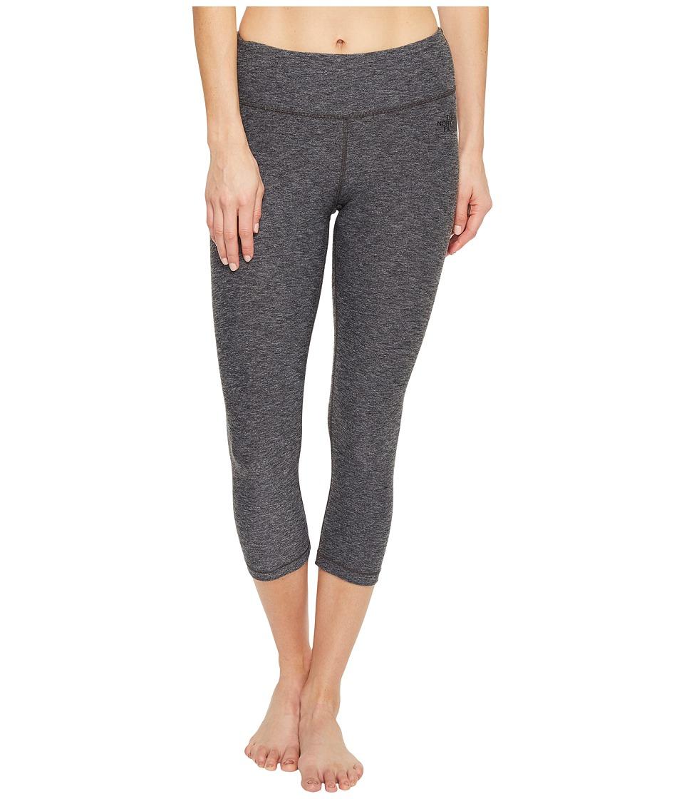 The North Face - Motivation Crop Pants (TNF Dark Grey Heather (Prior Season)) Women's Casual Pants