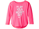 Play Your Heart Out Long Sleeve Tee (ToddlerXXXXX