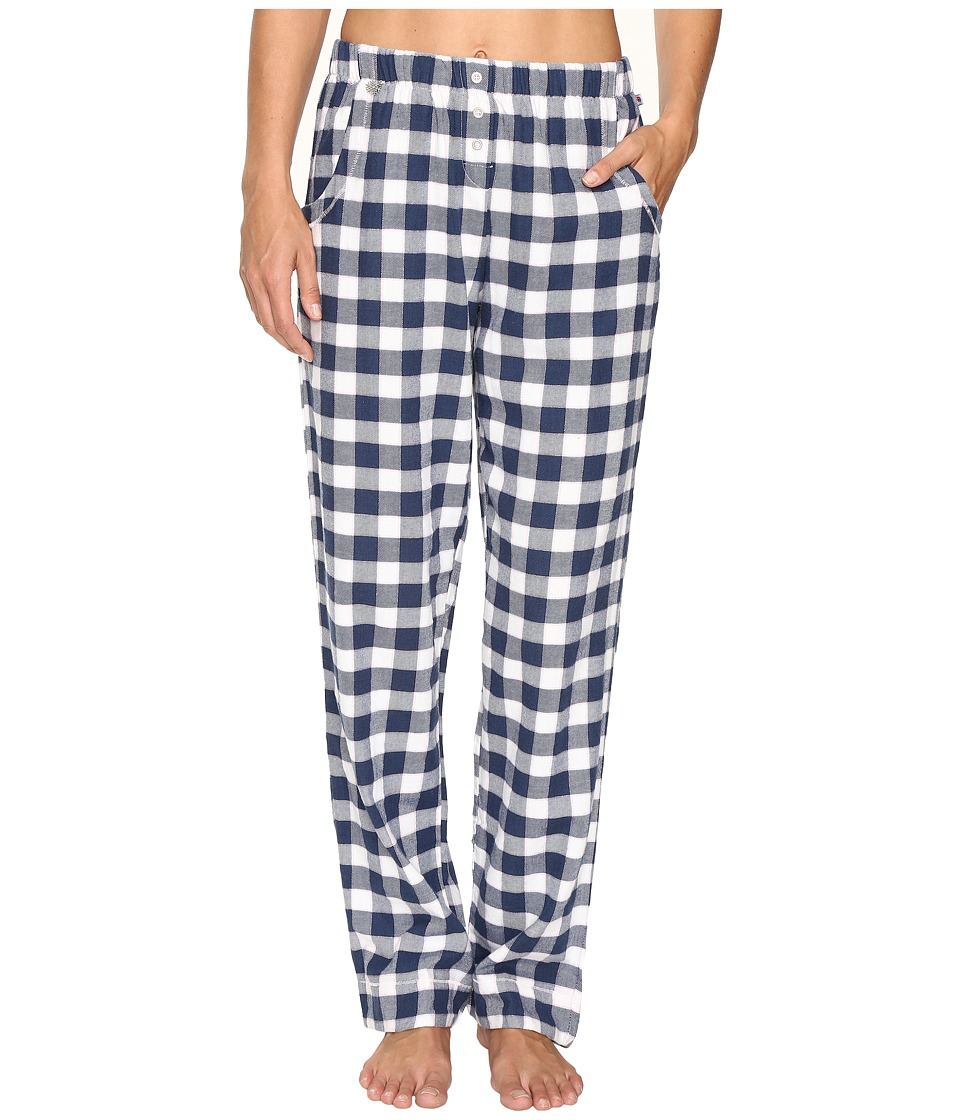 Jane & Bleecker - Packaged Flannel Pants 3581259F (Small Plaid with Lurex) Women's Pajama