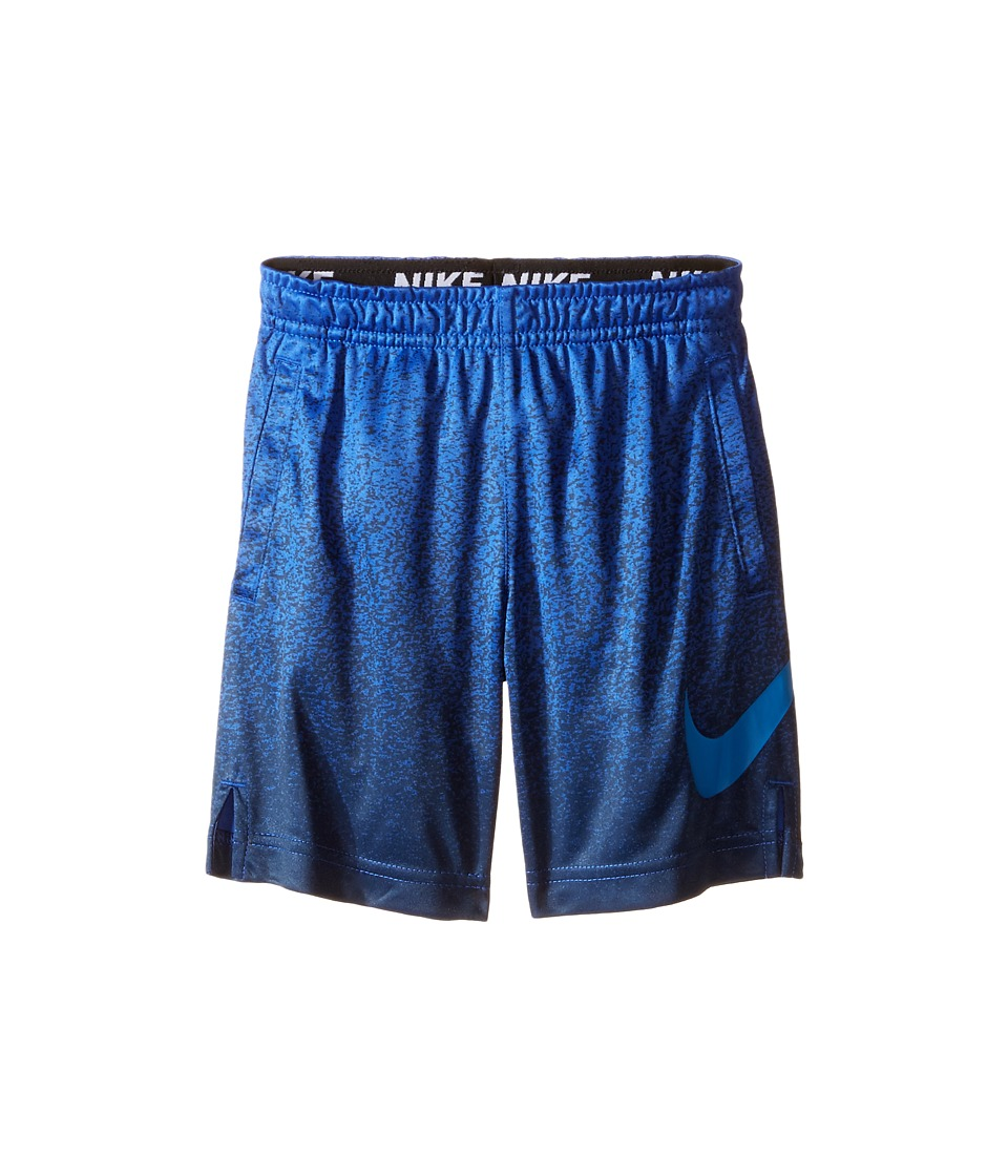 Nike Kids - Dry Printed Shorts (Toddler) (Game Royal) Boy's Shorts