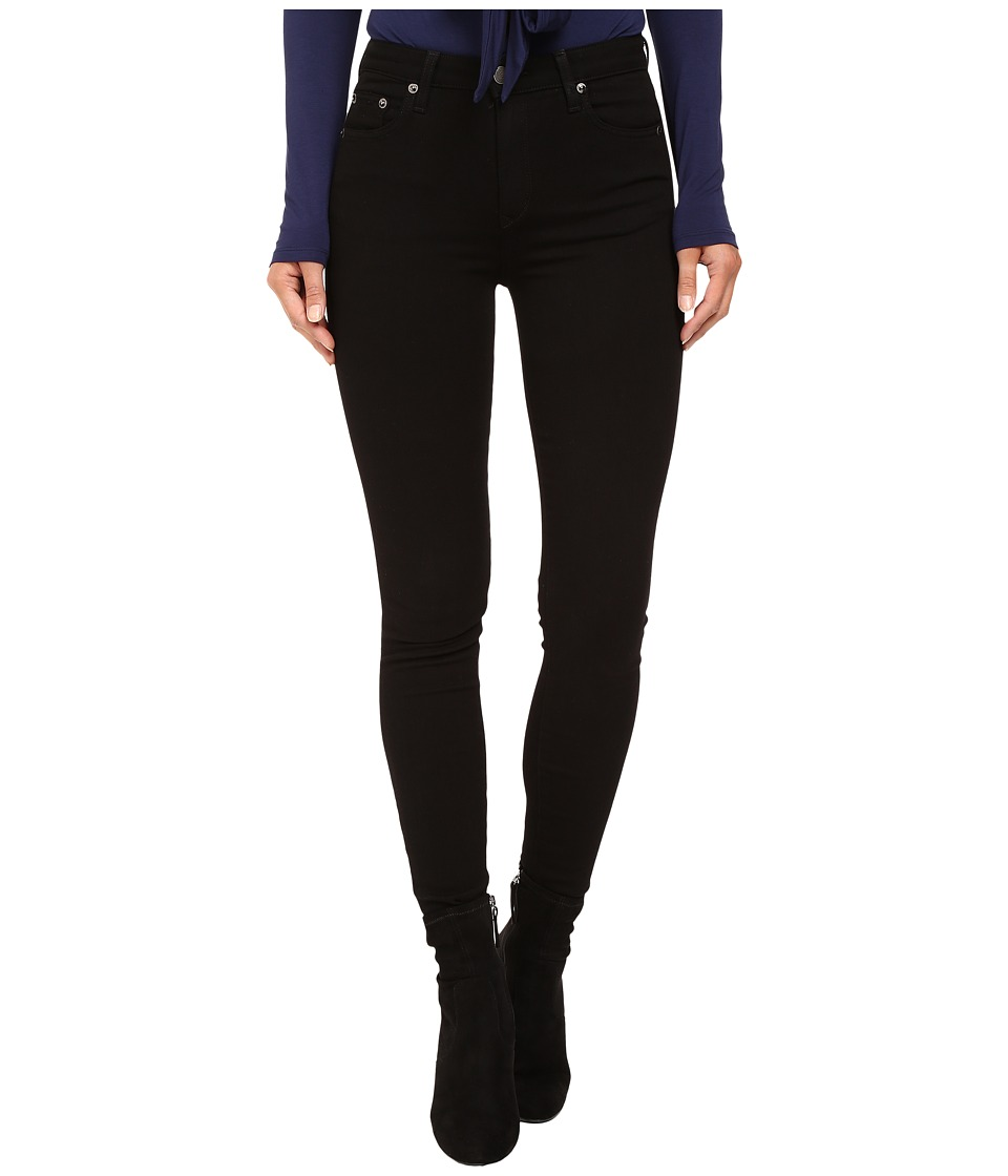 Lovers + Friends - Mason High-Rise Skinny Jeans in Del Amo (Del Amo) Women's Jeans