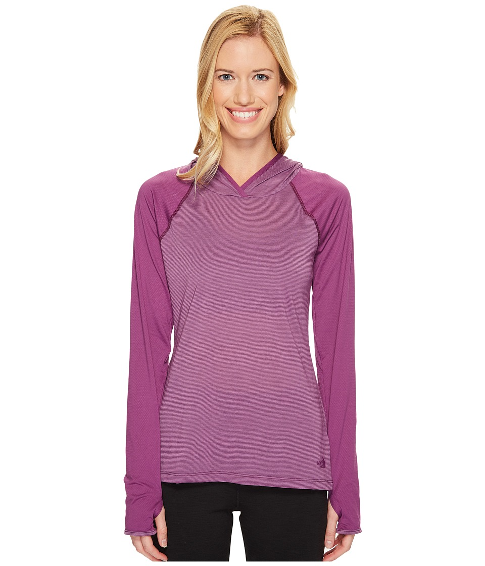 The North Face Reactor Hoodie (Wood Violet (Prior Season)) Women