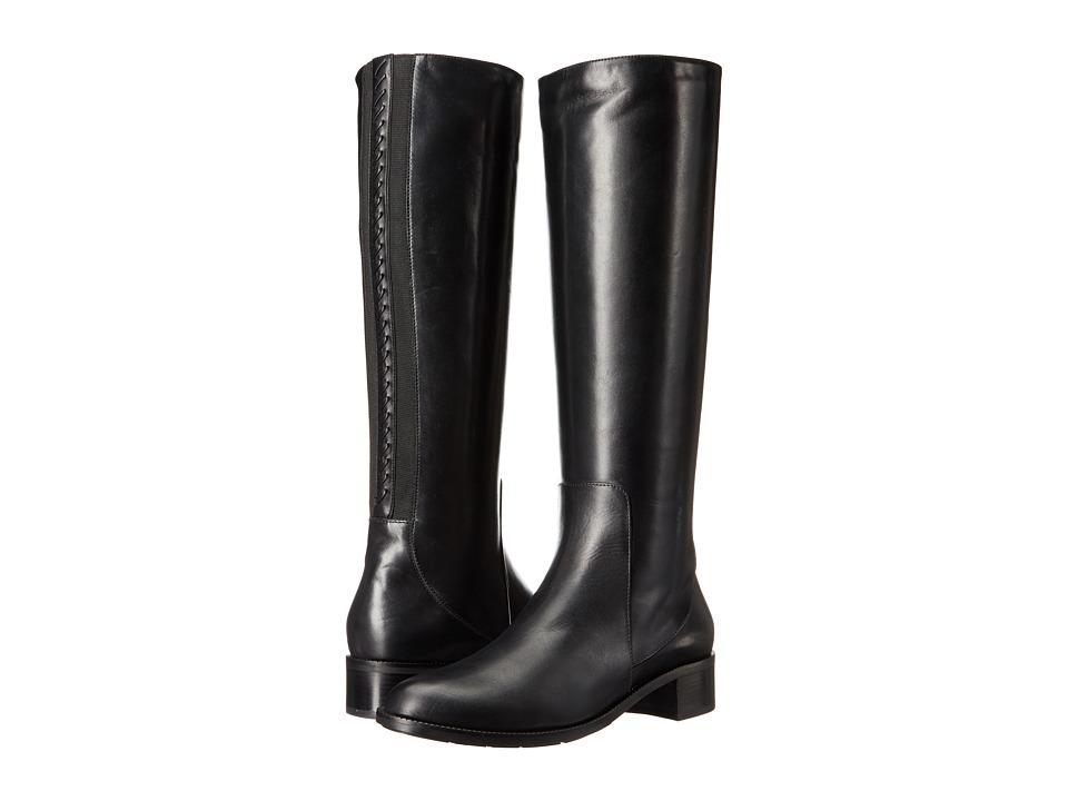 Aquatalia - Olinda (Black Calf) Women's Boots