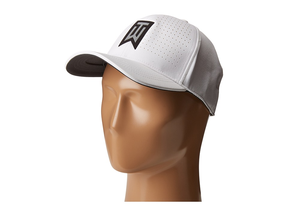 Nike Golf - Tiger Woods Classic99 Statement Cap (White/Anthracite/Reflective Silver) Caps