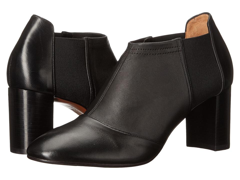 Aquatalia - Verna (Black Nappa Combo) Women's Boots