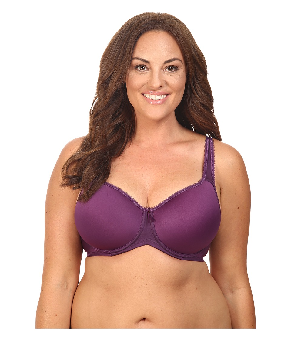 Wacoal - Basic Beauty Spacer Underwire T-Shirt Bra 853192 (Wineberry) Women's Bra