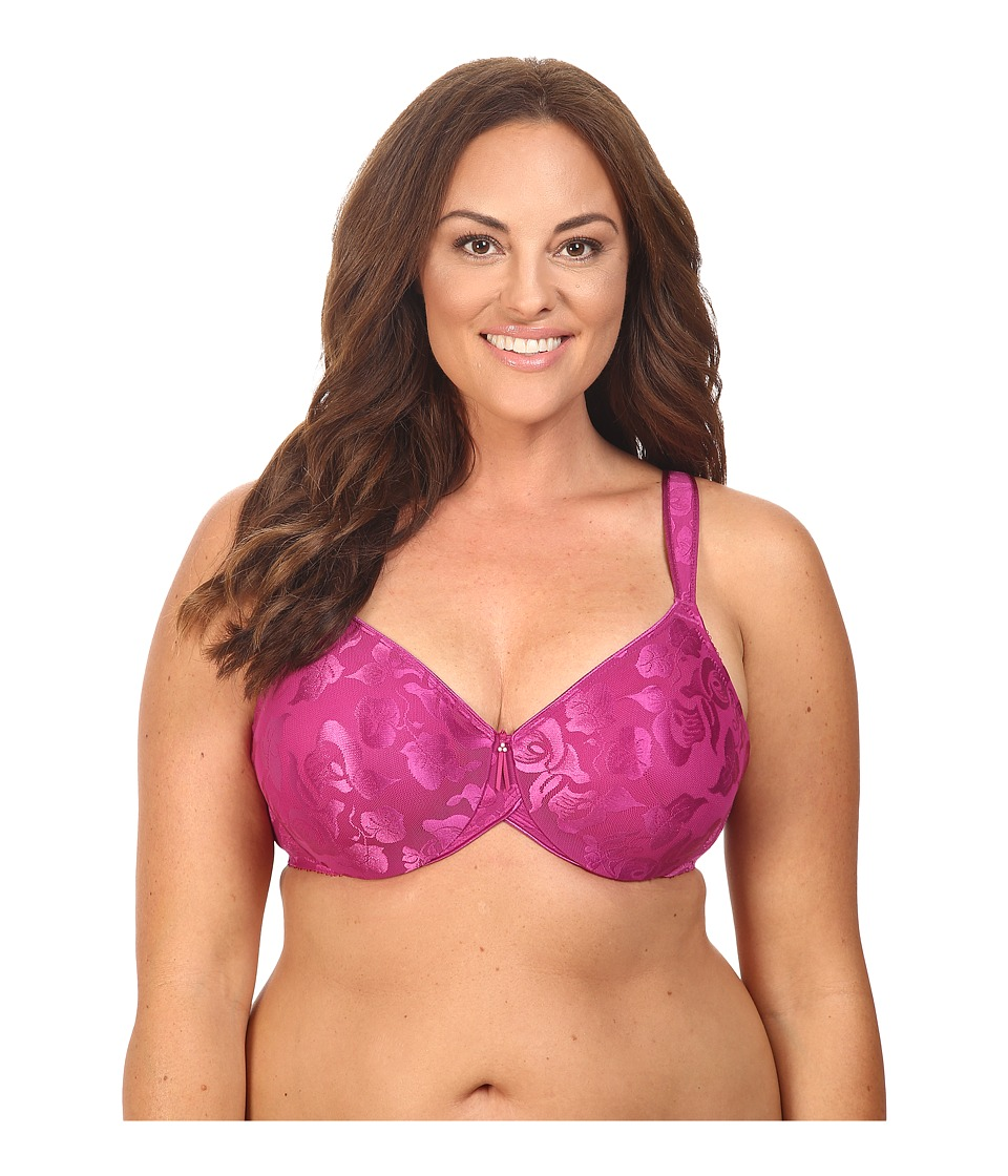 Wacoal - Awareness Seamless Underwire Bra 85567 (Wild Aster) Women's Bra