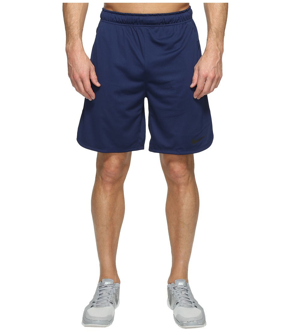 Nike - Dry 8 Training Short (Binary Blue/Black/Black) Men's Shorts