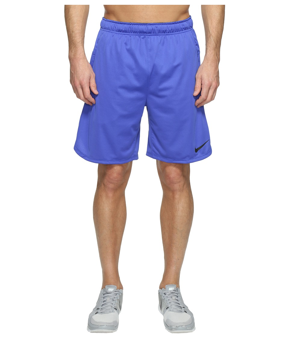Nike - Dry 8 Training Short (Paramount Blue/Binary Blue/Black) Men's Shorts