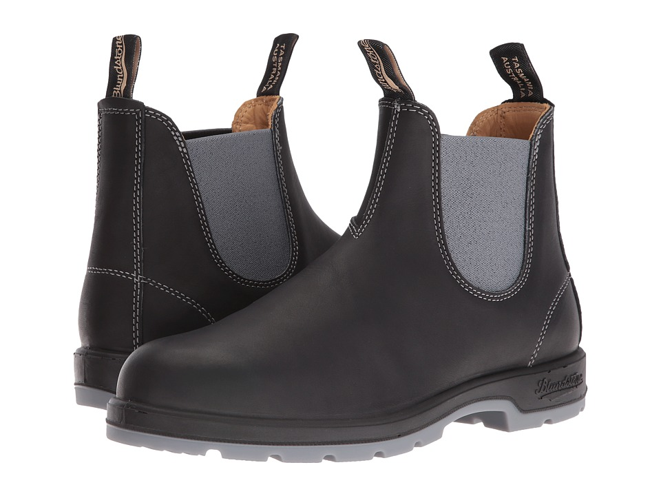 Blundstone 1452 (Heritage Black/Grey) Boots