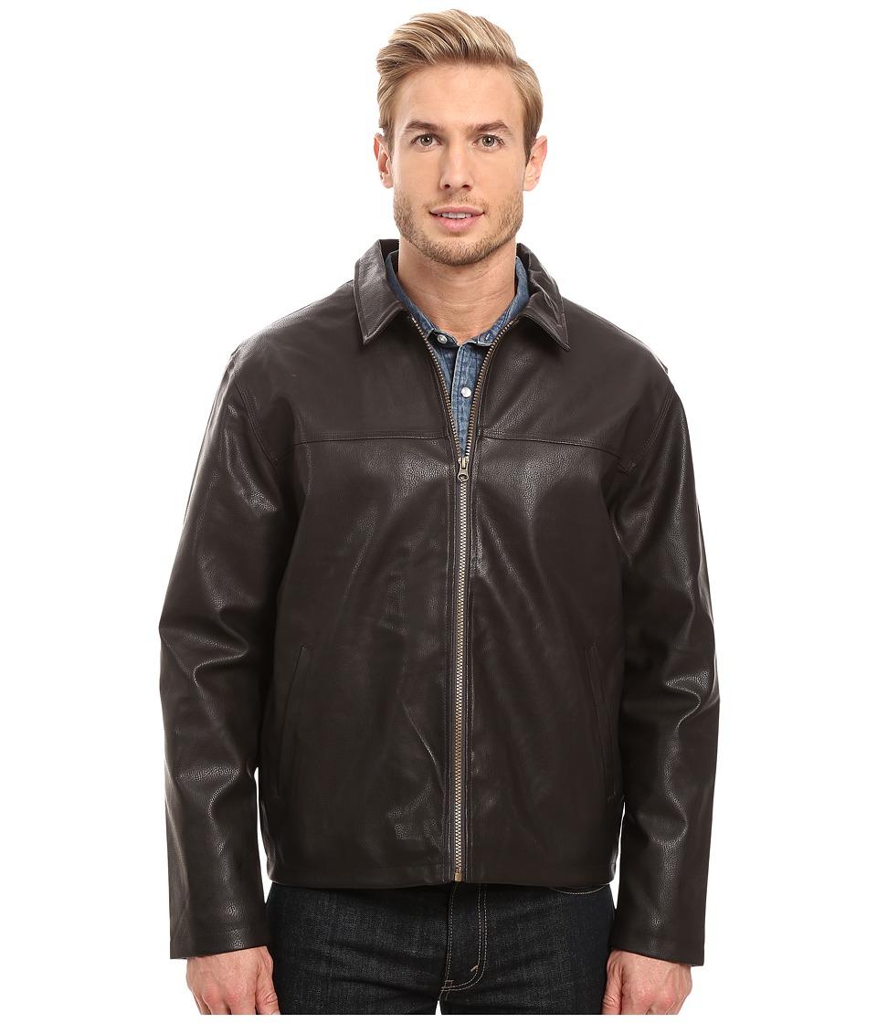 U.S. POLO ASSN. - Trucker Jacket (Dark Brown) Men's Coat