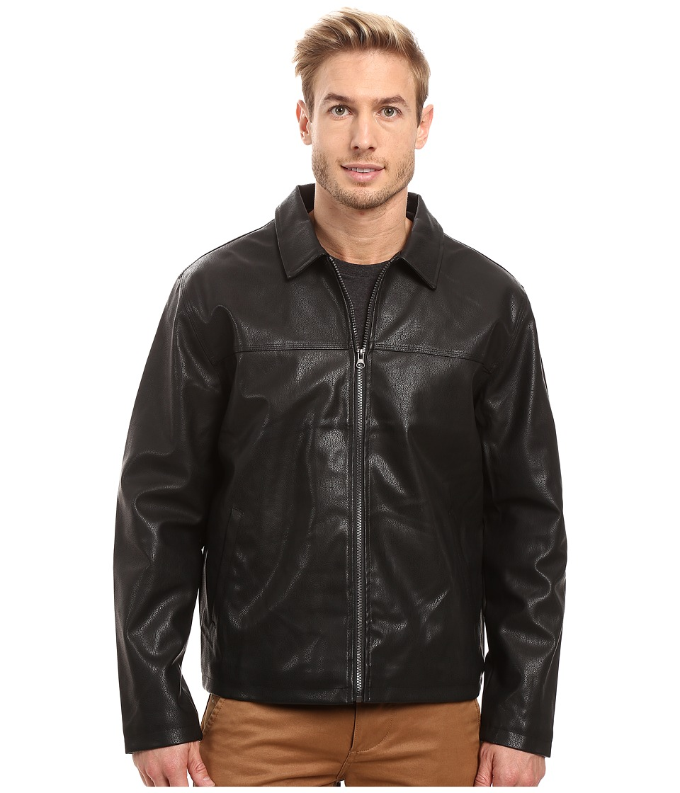 U.S. POLO ASSN. - Trucker Jacket (Black) Men's Coat