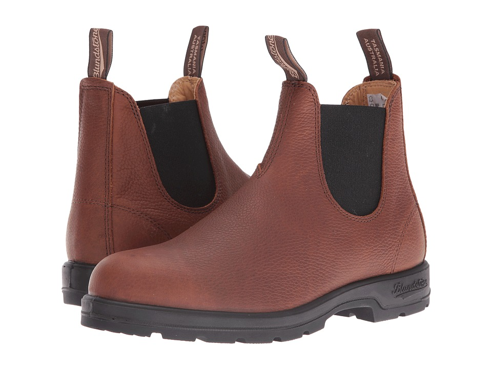 Blundstone 1445 (Grizzly Brown Pebble) Boots