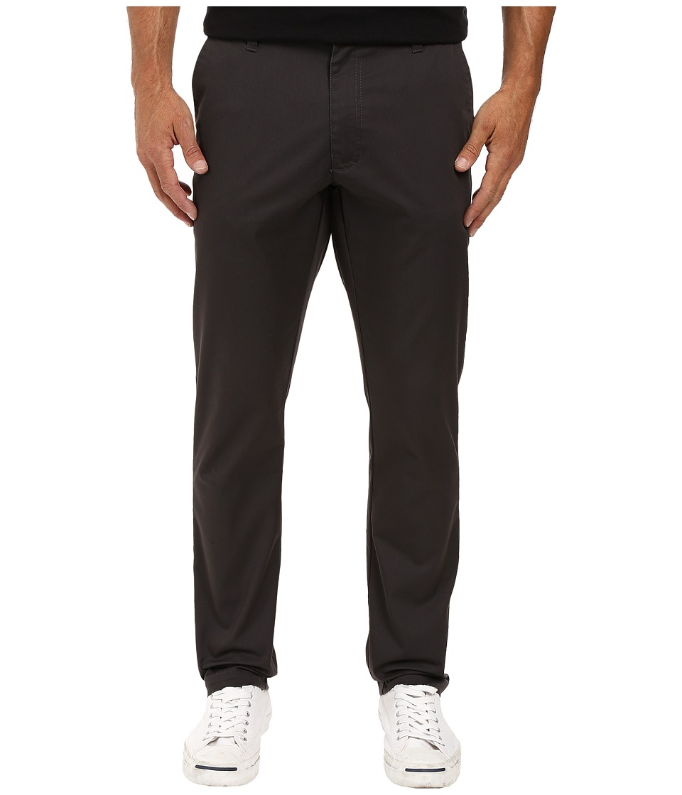 Captain Fin - Tough Guy Pants (Charcoal) Men's Casual Pants