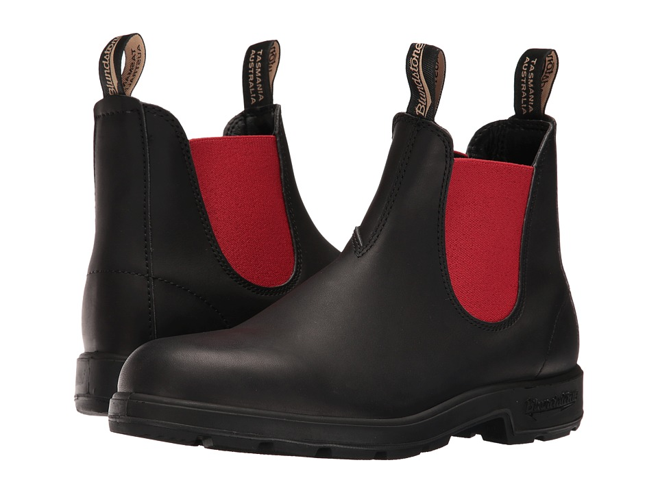 Blundstone 508 (Voltan Black/Red) Boots