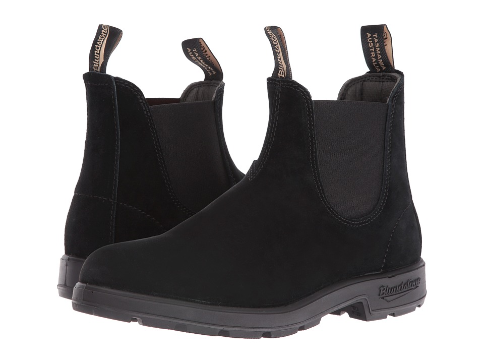 Blundstone 1455 (Black Suede) Boots