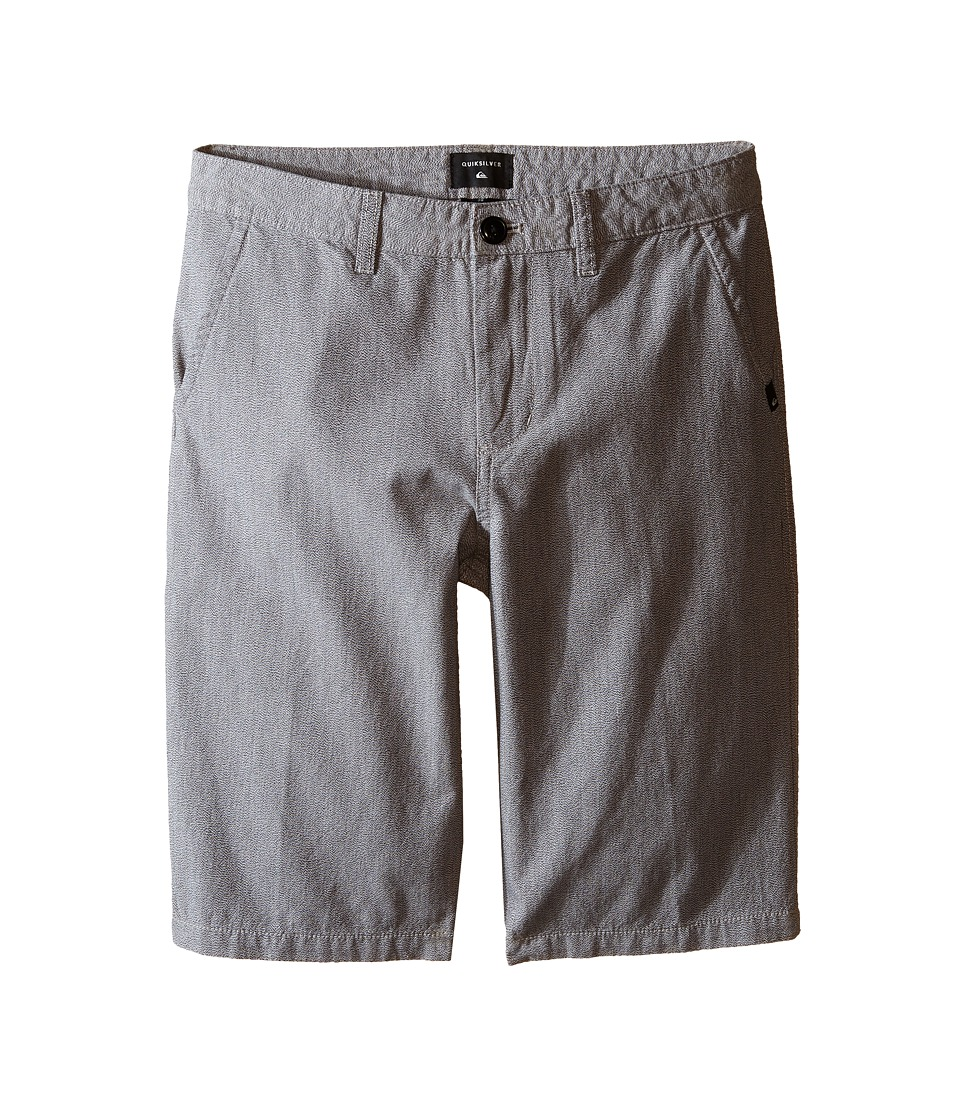 Quiksilver Kids - Magnetic Shorts (Big Kids) (Stormy Weather) Boy's Shorts