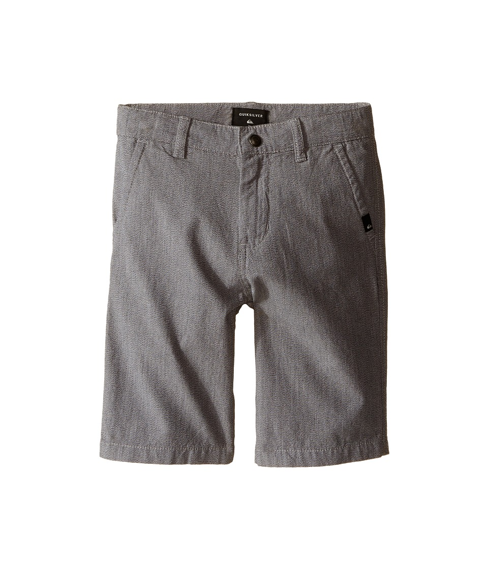 Quiksilver Kids - Magnetic Shorts (Little Kids) (Stormy Weather) Boy's Shorts