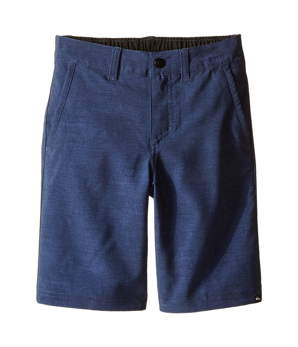 Quiksilver Kids - Platypus Amphibian Shorts (Little Kids) (Navy Blazer) Boy's Shorts