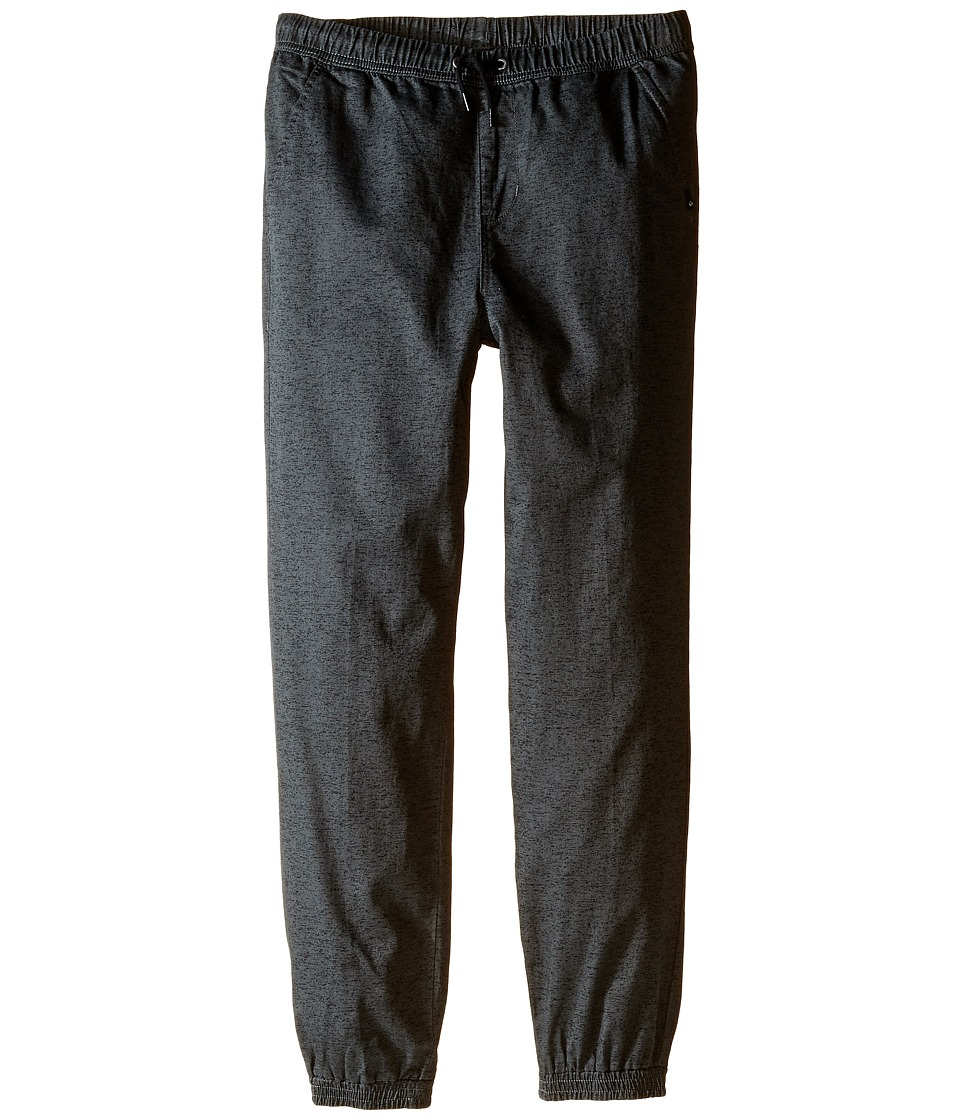 Quiksilver Kids - Fonz Fuzz Pants (Little Kids/Big Kids) (Dark Shadow) Boy's Casual Pants