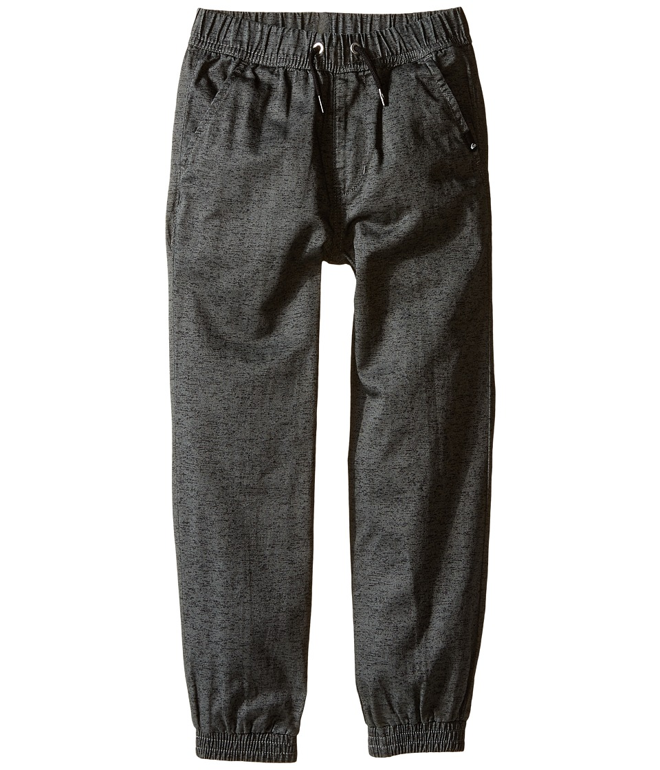 Quiksilver Kids - Fonz Fuzz Pants (Little Kids) (Dark Shadow) Boy's Casual Pants
