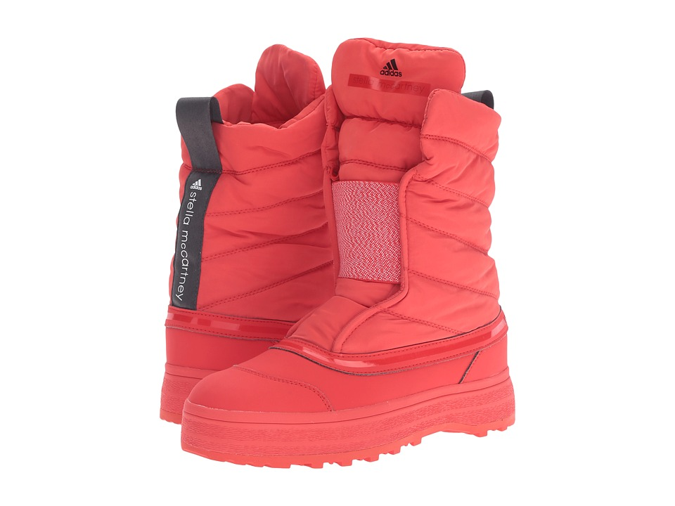 adidas by Stella McCartney - Nangator 3 (Red/Red/White) Women's Boots