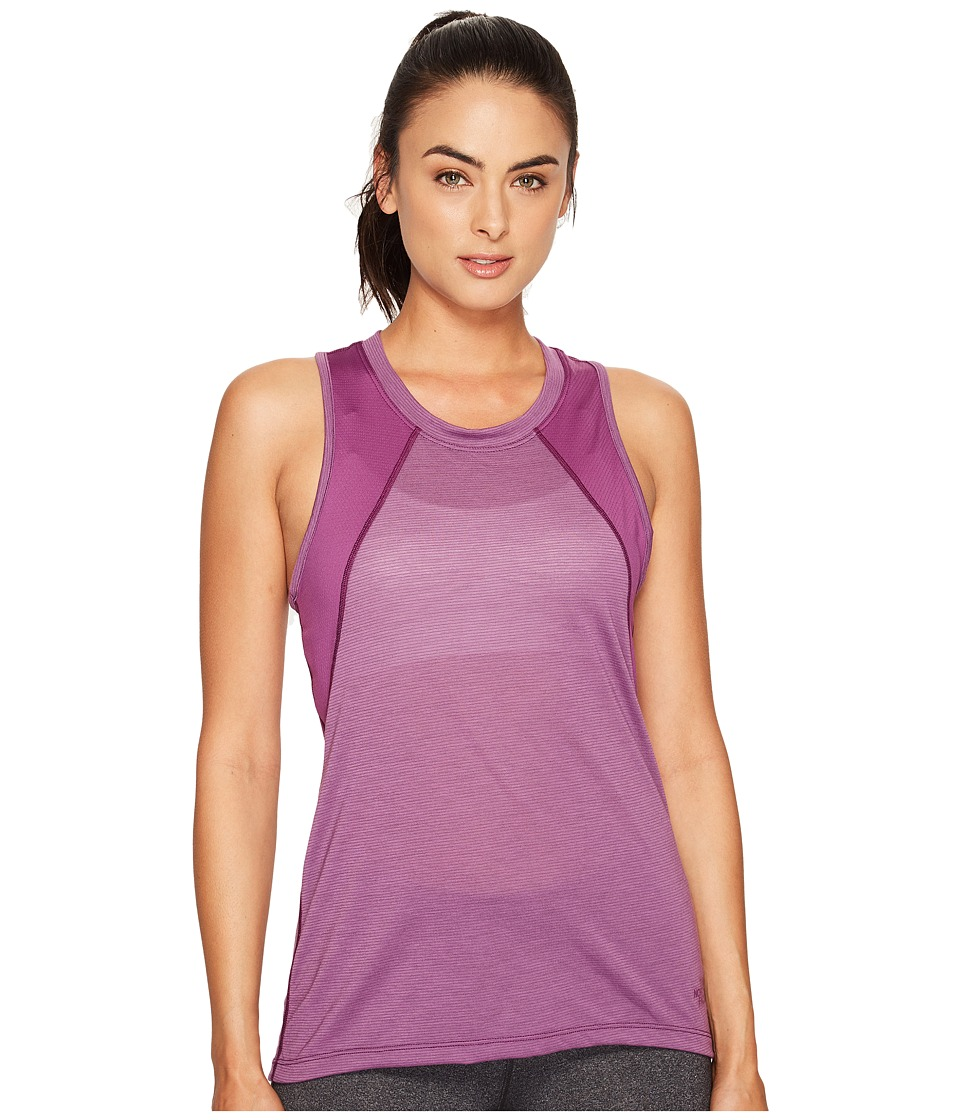 The North Face Reactor Tank Top (Wood Violet (Prior Season)) Women
