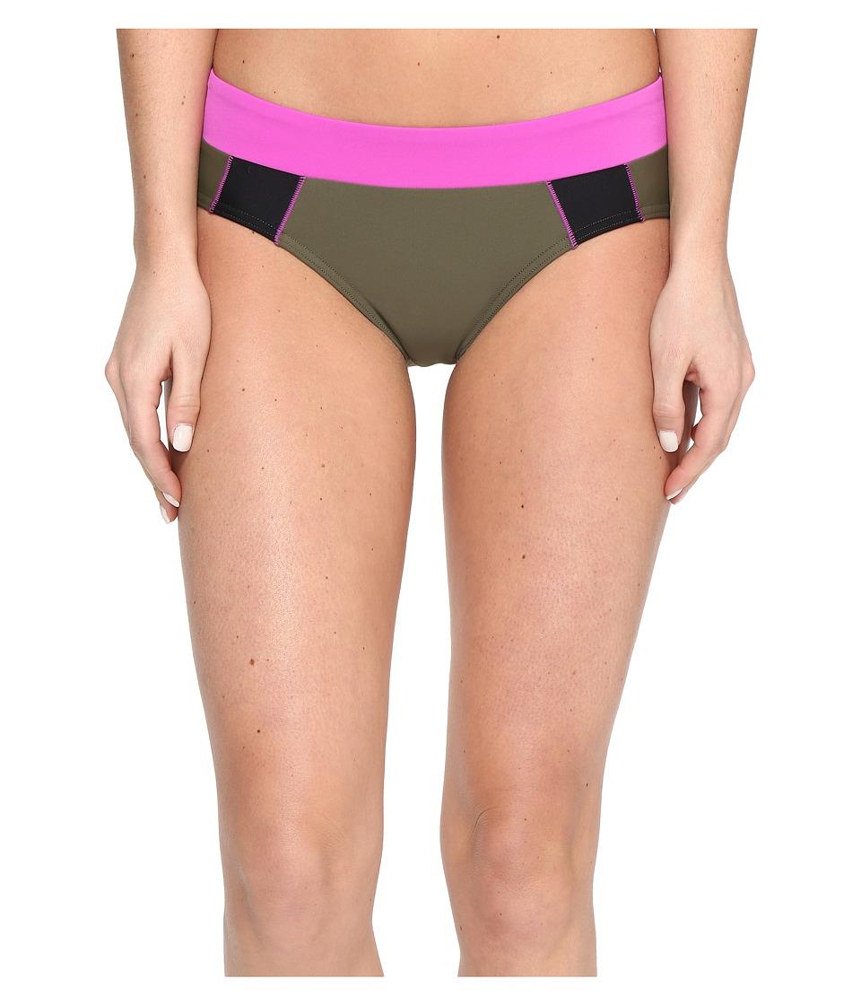 Prana - Zuri Bottom (Cargo Green) Women's Swimwear