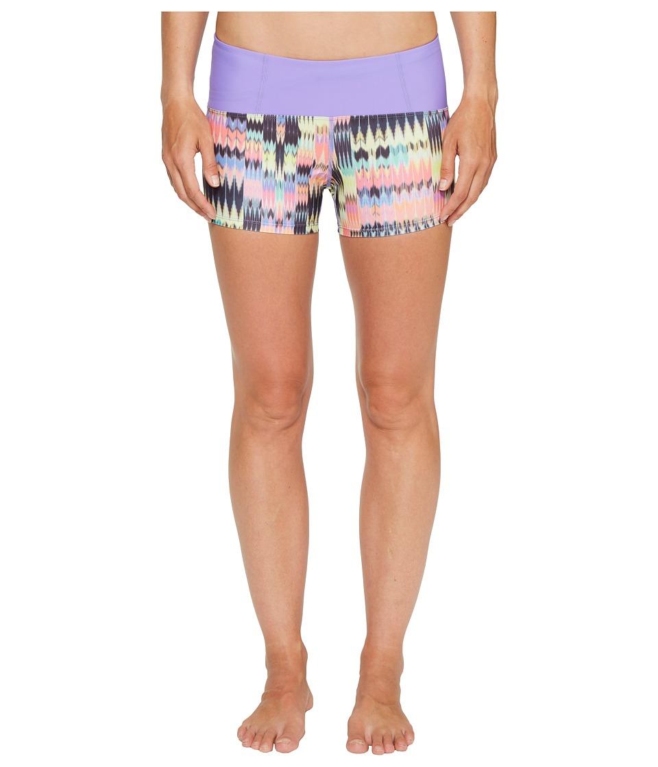 Prana - Rai Swim Shorts (Supernova Rio) Women's Swimwear