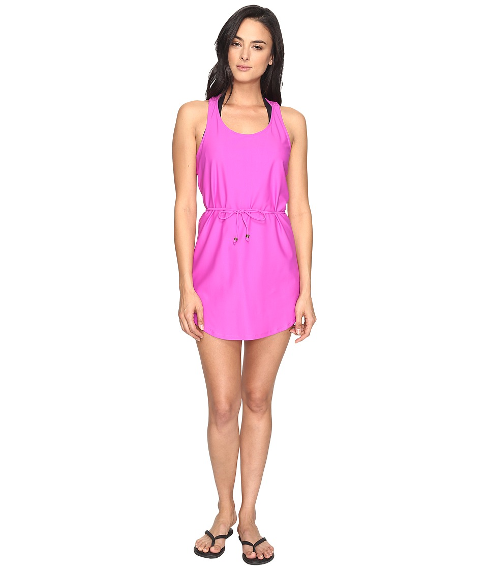 Prana - Eisley Tunic Cover-Up (Orchid Bloom) Women's Swimwear