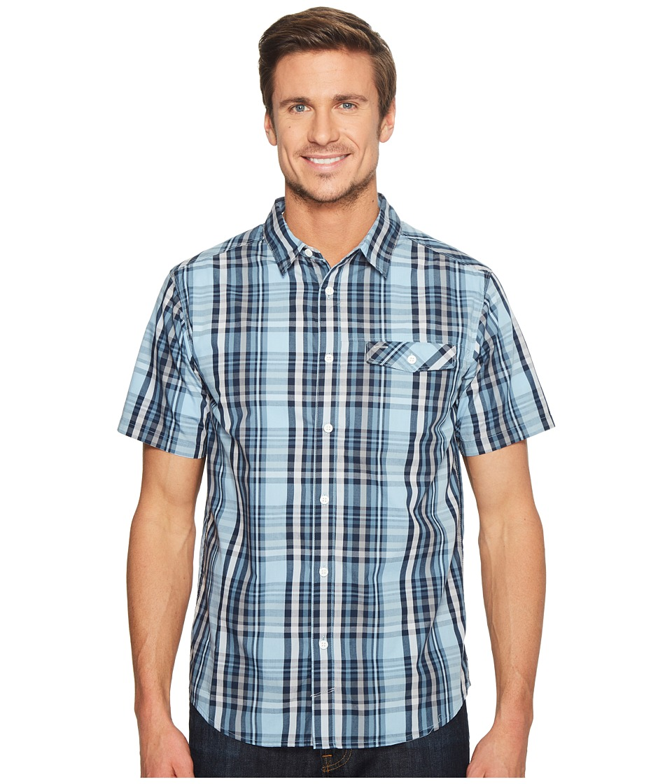 Mountain Hardwear - Farthingtm S/S Shirt (Mountain) Men's Short Sleeve Button Up