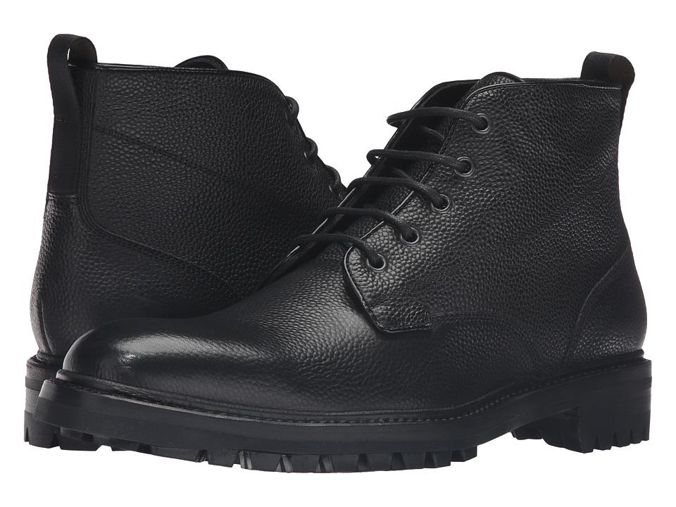 rag & bone - Spencer Chukka Lug (Black) Men's Boots